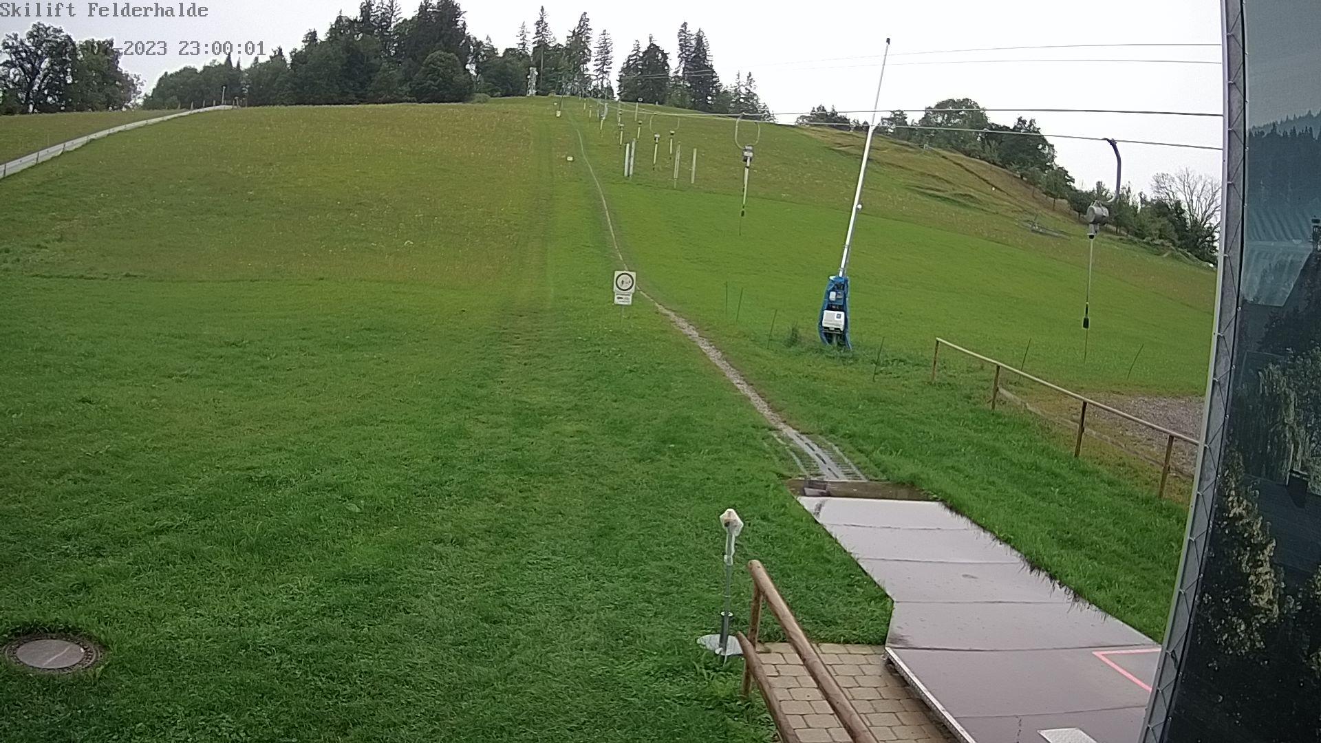 Isny, Skilift / Deutschland